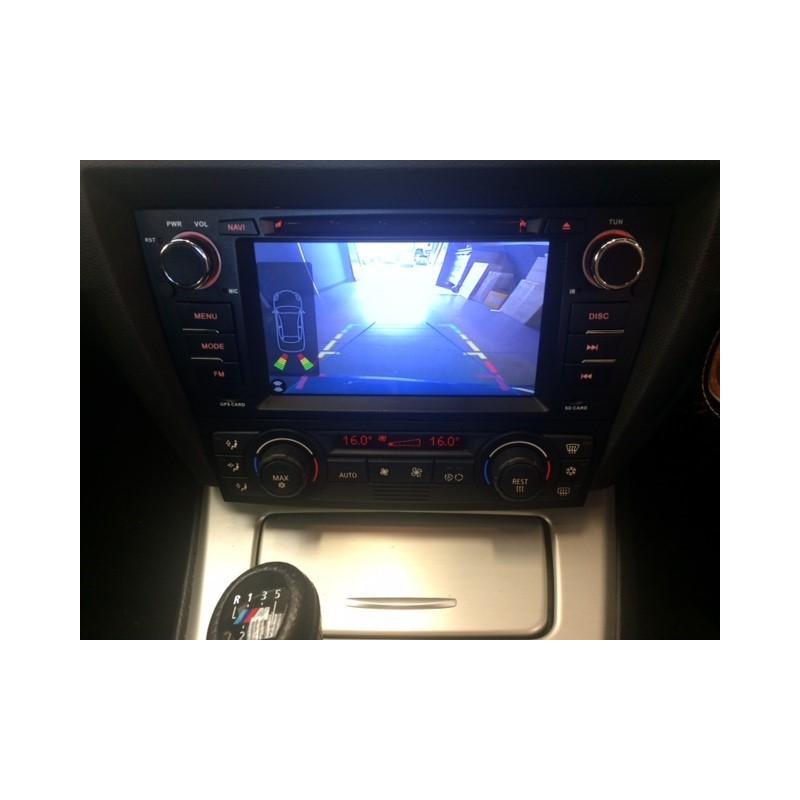 BMW 3 Series E90 Rear view Camera - Dynavin Direct - NEW N7
