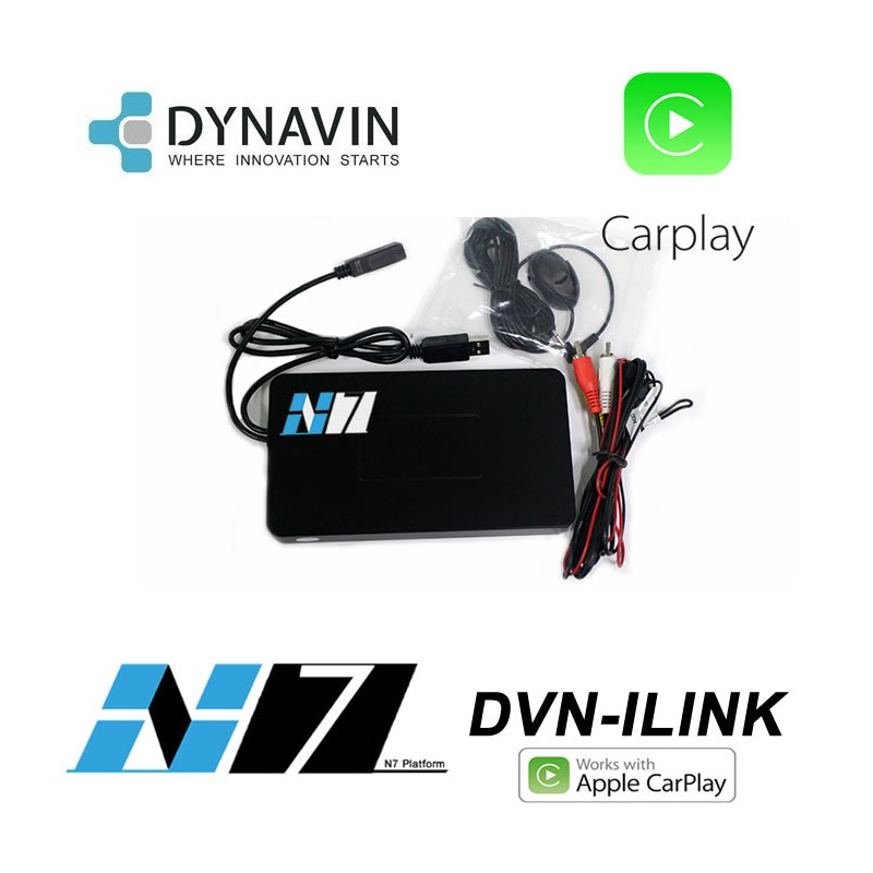 Dynavin DVN- ILINK Apple CarPlay module (For N7 Platform)