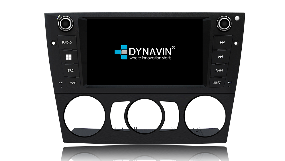 919293) 7 Dynavin Touch Screen LCD