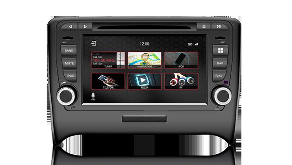 Dynavin N7-TT PRO Audi TT Radio Apple CarPlay Bluetooth Navigation